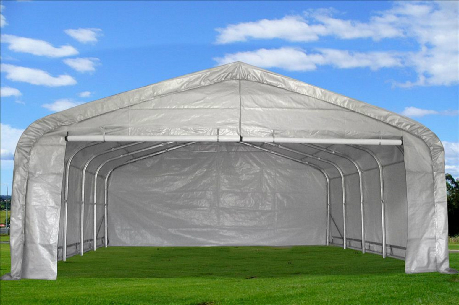 20 X 22 Carport Portable Garage Canopy Carport And Garage