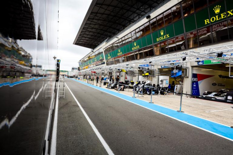 24 Hours Of Le Mans – How Are The 62 Garages Allocated ..
