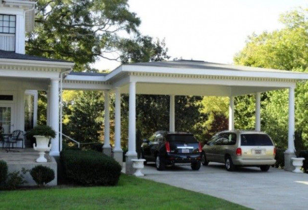 (25+) Inspiring Carport Ideas Attached To House & Wood ..