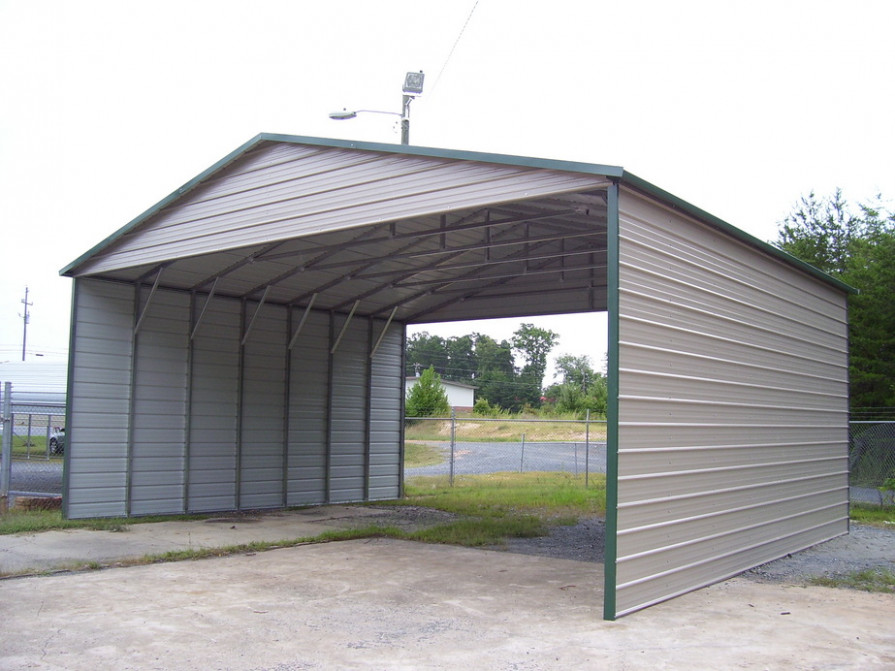 30 40 Wide Packages Carolina Carports Garage Packages
