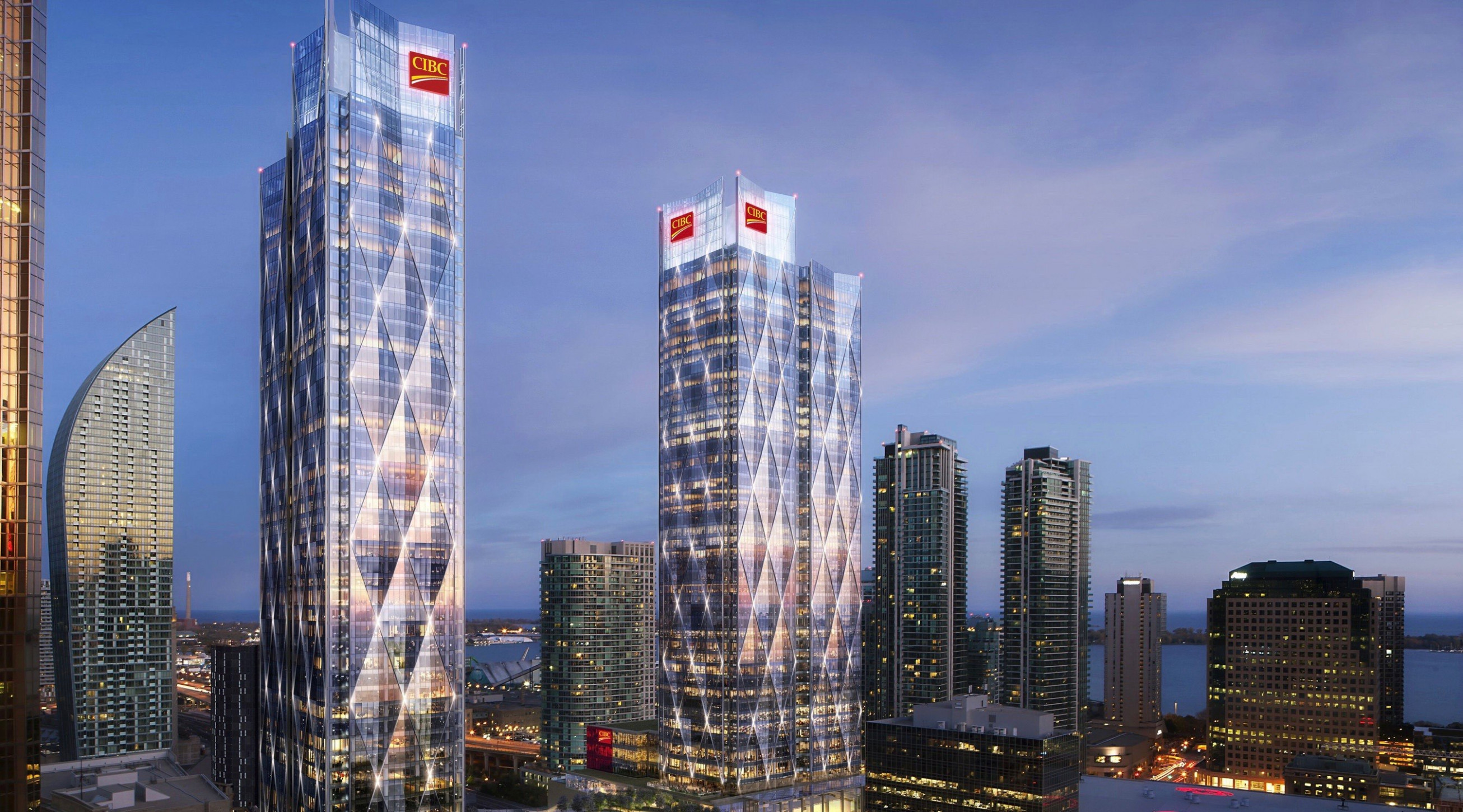 35 Tallest Buildings In Canada Under Construction Right ..