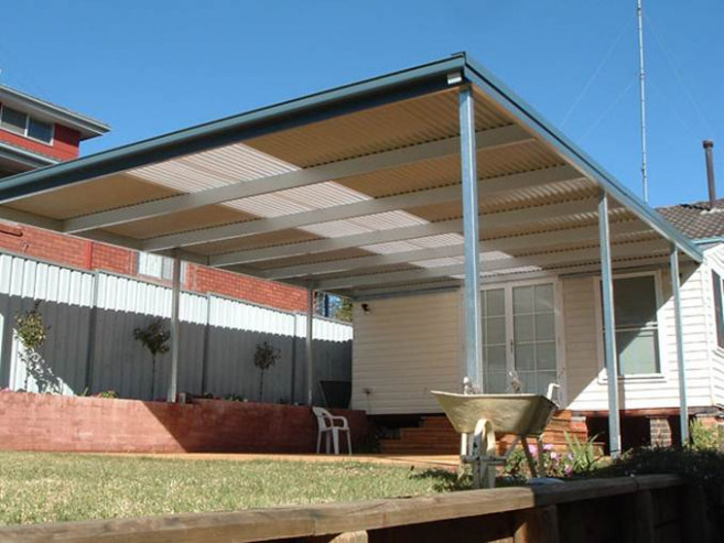 4 Important Tips Before Choosing A Roof Carport | 4 Home Ideas Carport Roof Coverings