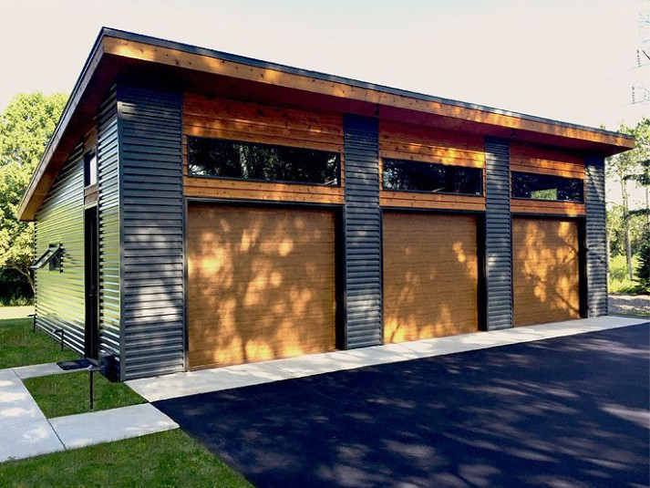 40 Best Modern Garage Plans Images On Pinterest | Modern ..