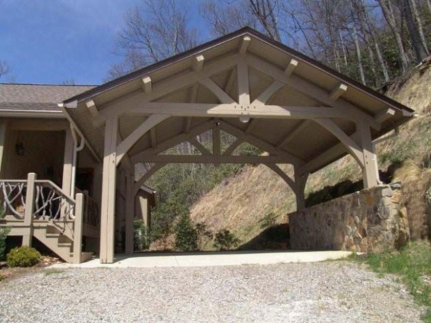 42 best images about Carport additions on Pinterest