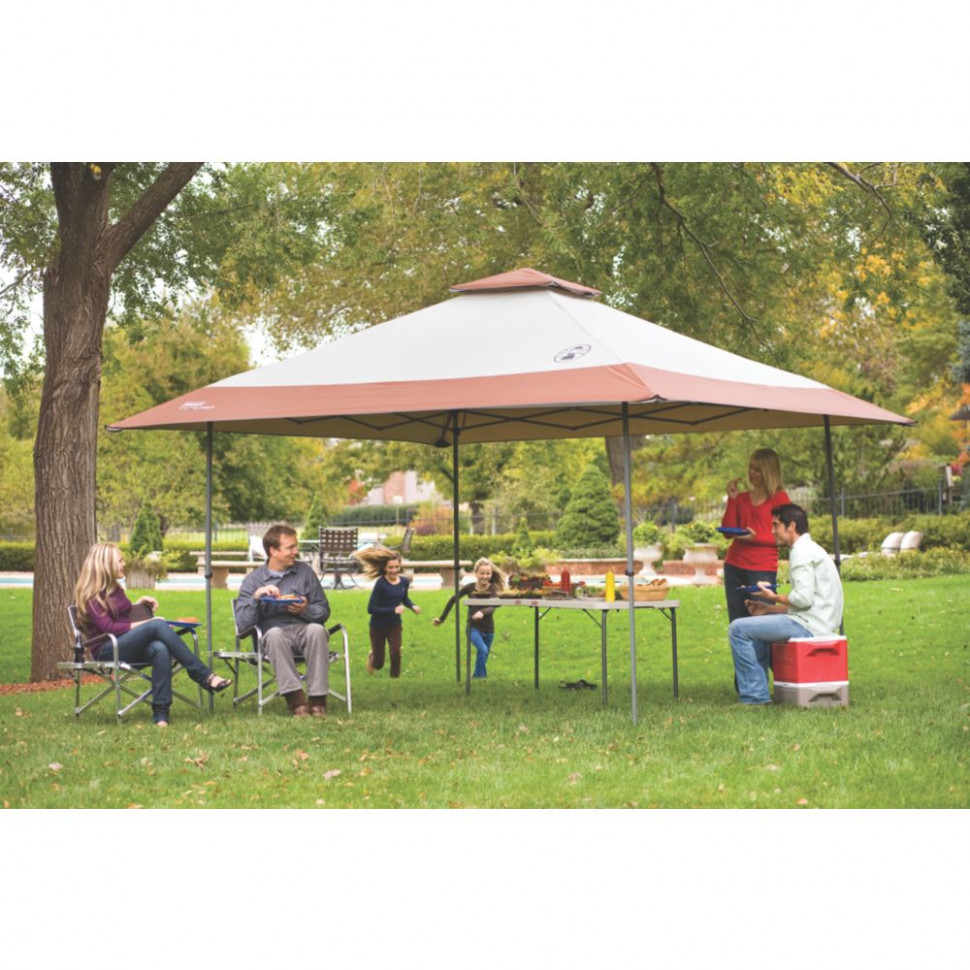 7 X 7 Instant Eaved Shelter | Coleman Costco Carport Canopy Replacement Parts