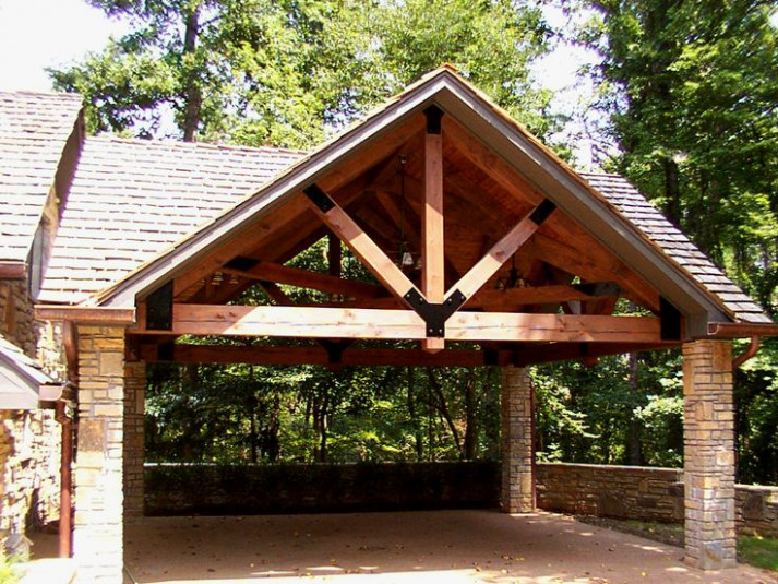 8 Best Images About Post & Beam On Pinterest   Timber ..