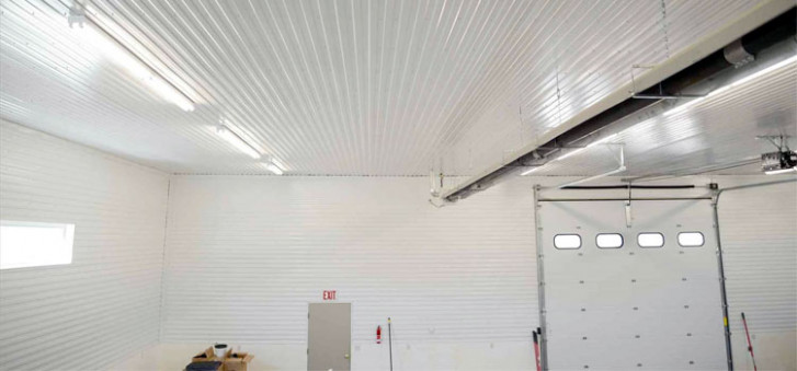 8 Garage Ceiling Ideas For That Finished Look   Garage ..