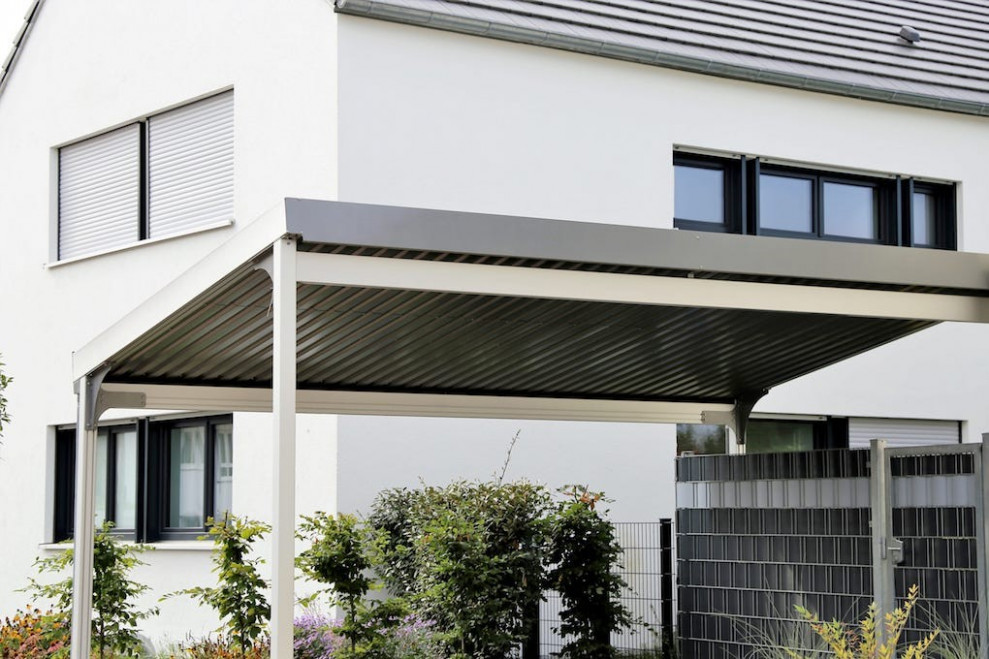 8 Reasons To Install A Carport On Your Property Carport Garage Installation