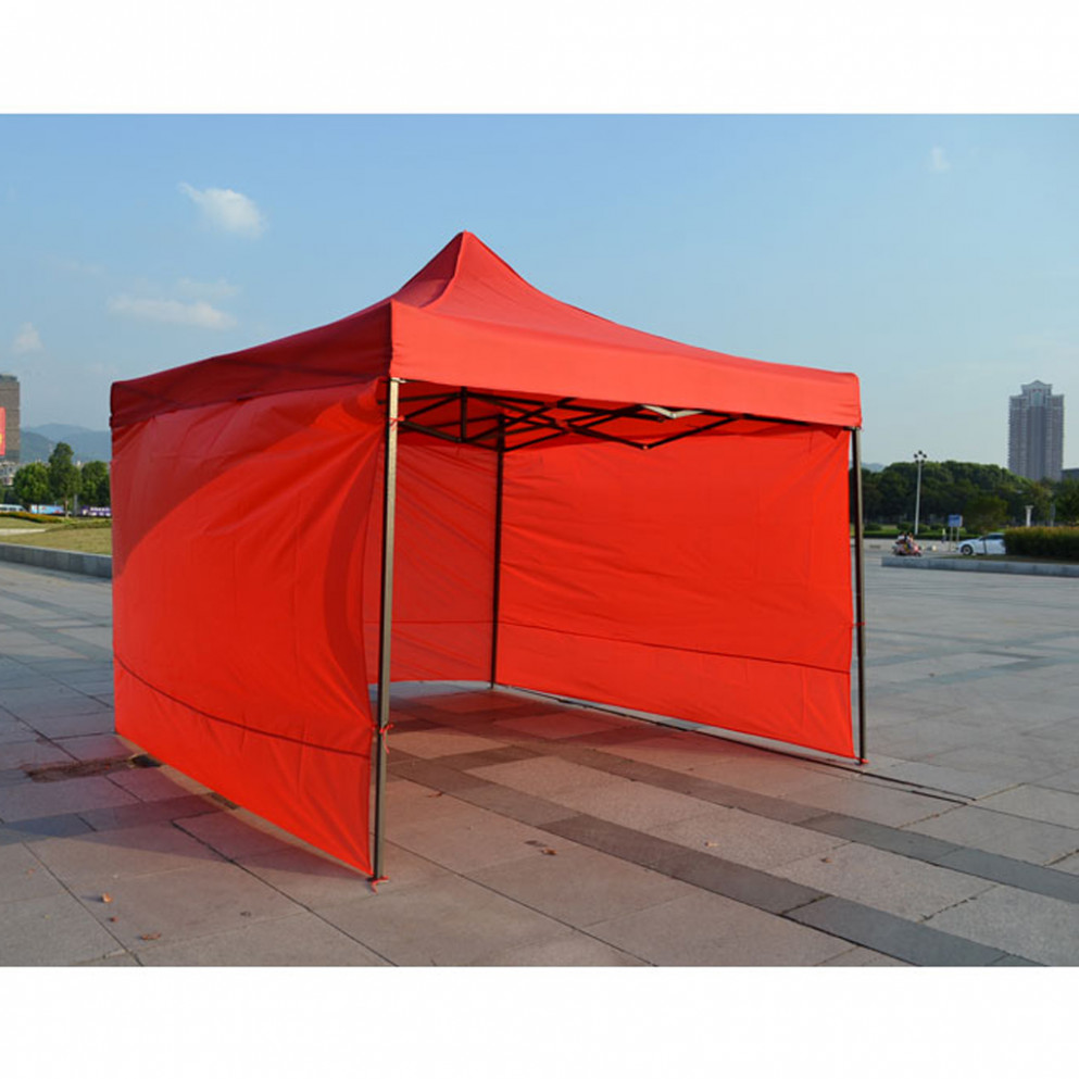 9*9M/9*9M Canopy Side Wall Carport Garage Enclosure Shelter Tent Party Sun Wall Sunshade Shelter Tarp Sidewall Sunshade Carport Canvas Canopy