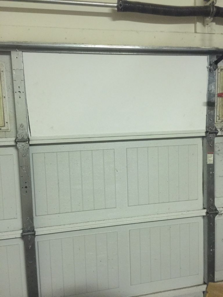 9 Steps & Most EFFECTIVE Way to Insulate Your Garage Door to ...