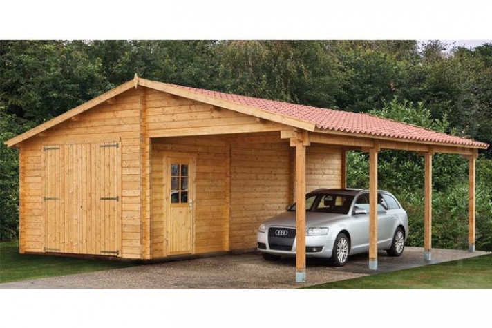 99 Best Wooden Garages Images On Pinterest Garage Carport Manufacturer