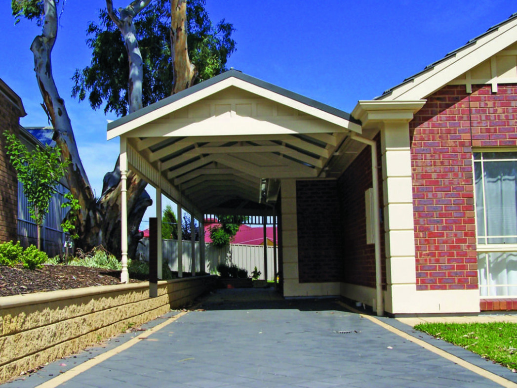 A Carport: Practical & Stylish Addition To A Home