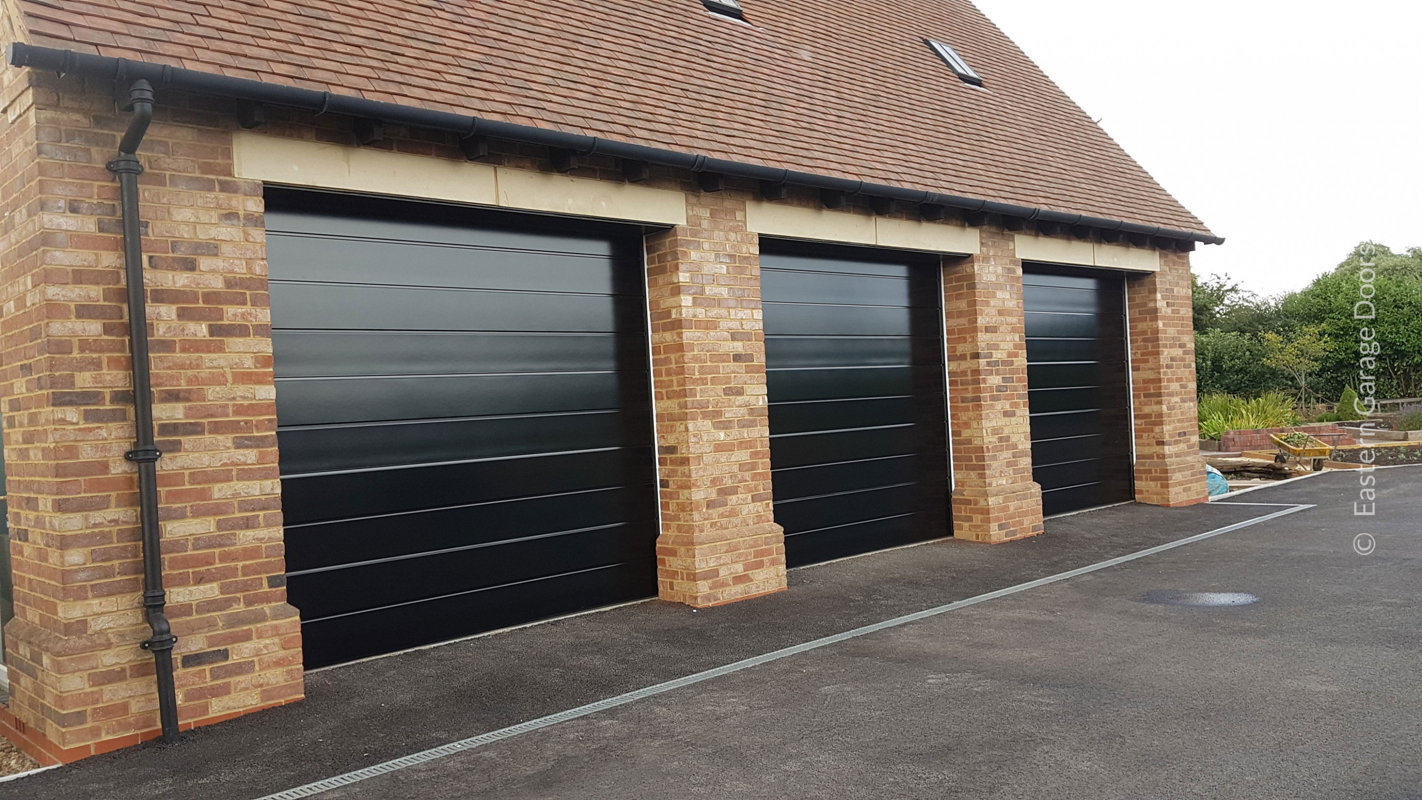 A Fantastic Range Of Garage Doors Available | Family Run Company Converting Carport Into Garage Uk
