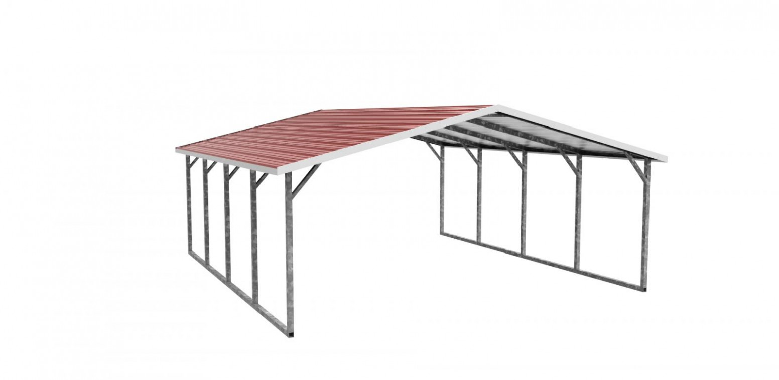 A Frame Carports | Leonard Buildings & Truck Accessories Carports For Roof