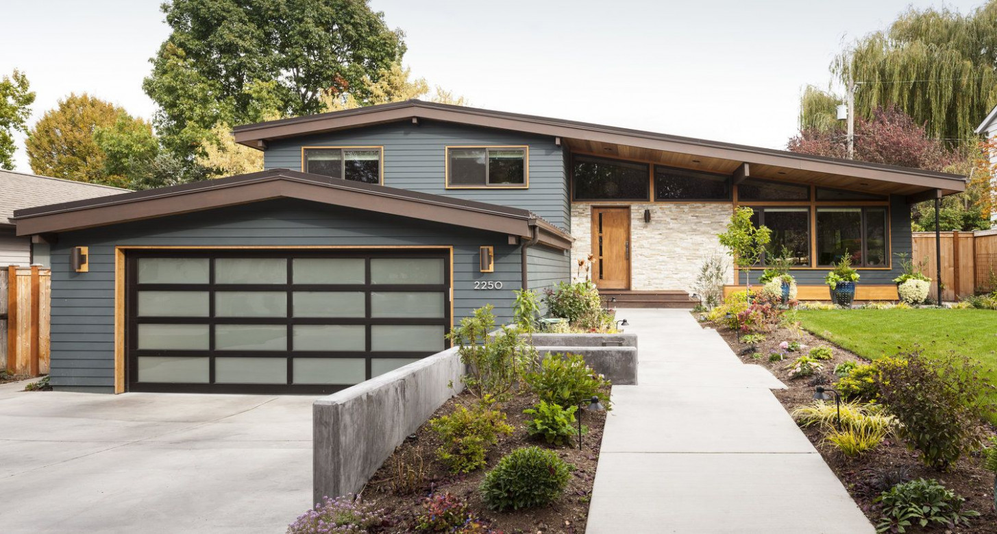 A Sparkling Mid Century House In Seattle, Gets A New Life ..