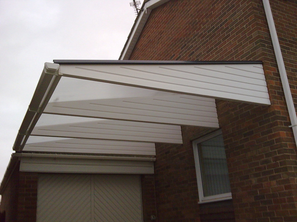 A12z Canopies GRP Cantilever Carport | All Our Installed Carp ..