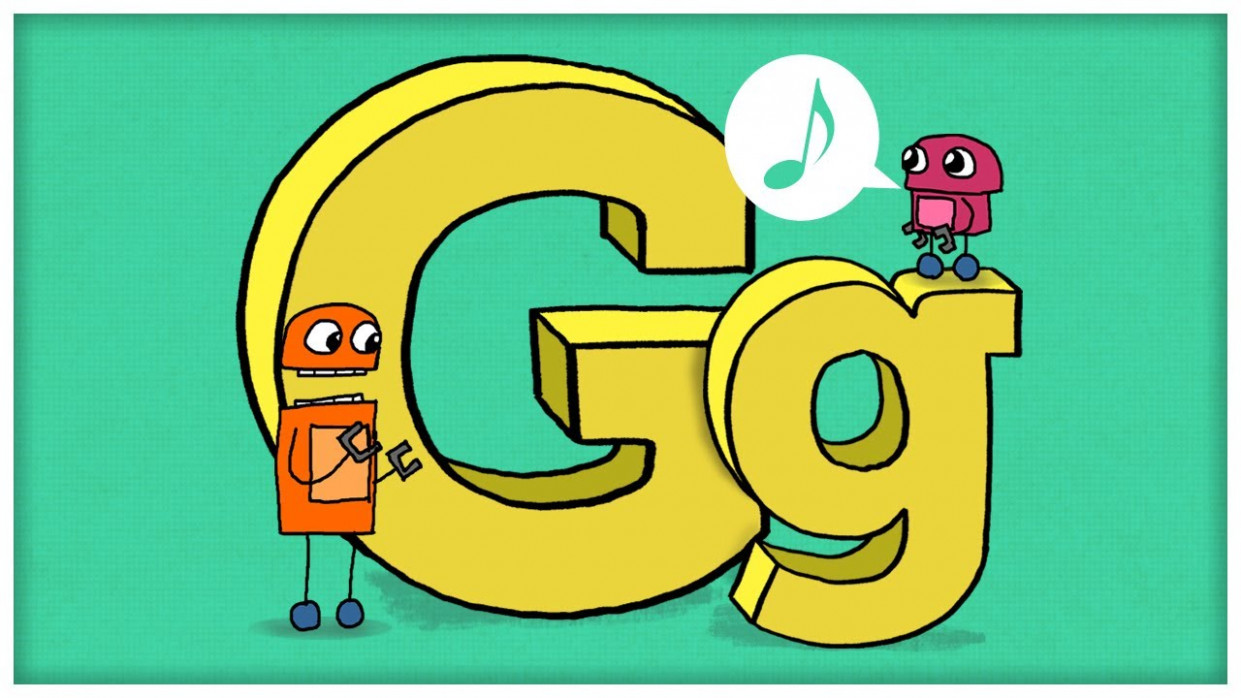 """ABC Song: The Letter G, """"Gimme G"""" By StoryBots YouTube G&l Carports Garages & More"""