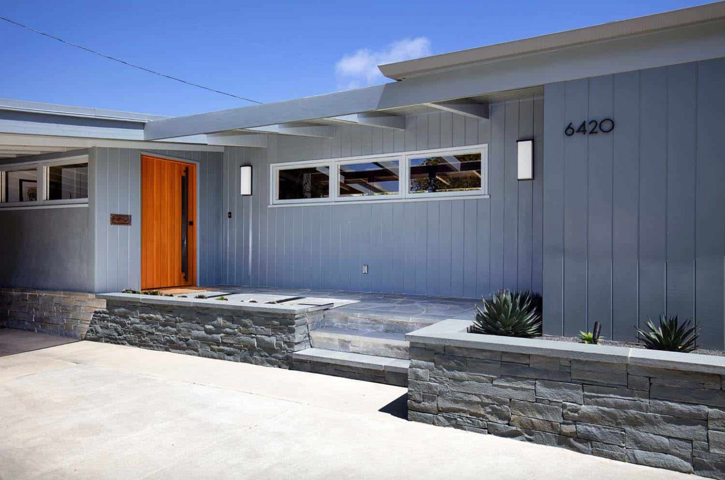 Absolutely Stunning Renovation Of A Mid Century Modern Home ..