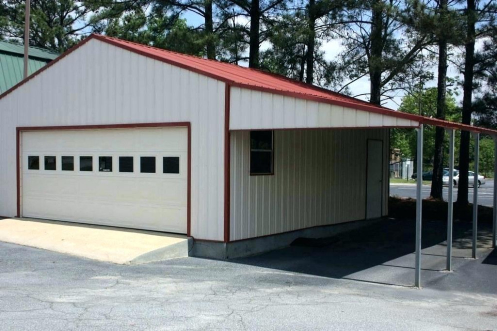 Adding A Carport Garage And Combination To Front Of With ..