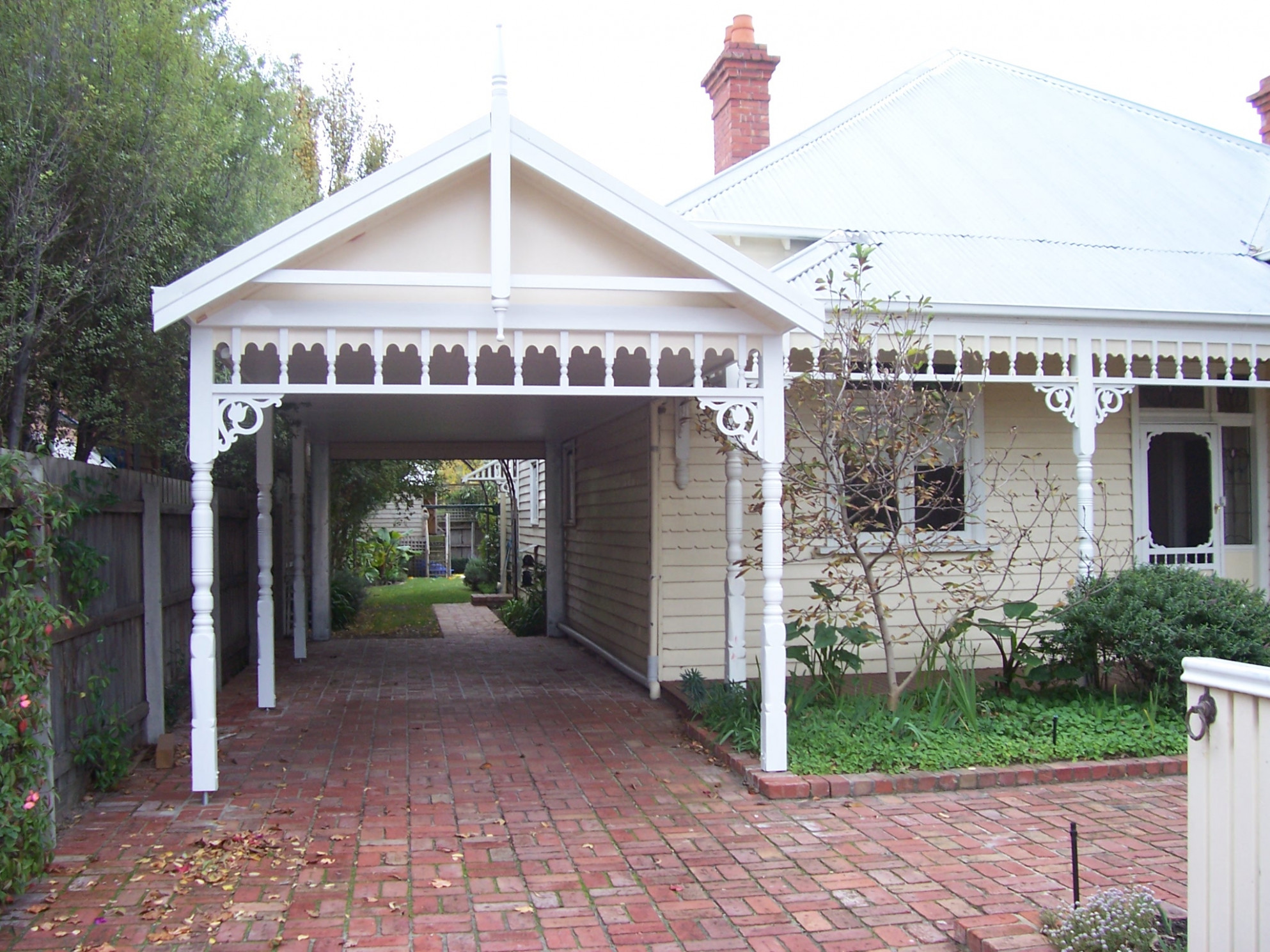 Adelaide Carport Is A Great Asset Outside Concepts Carport Roof Over