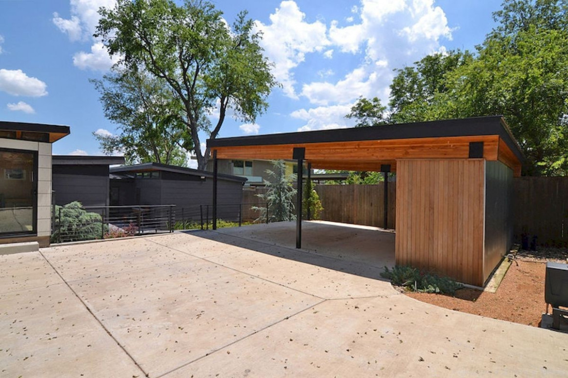Adorable Modern Carports Garage Designs Ideas (12 | Modern ...