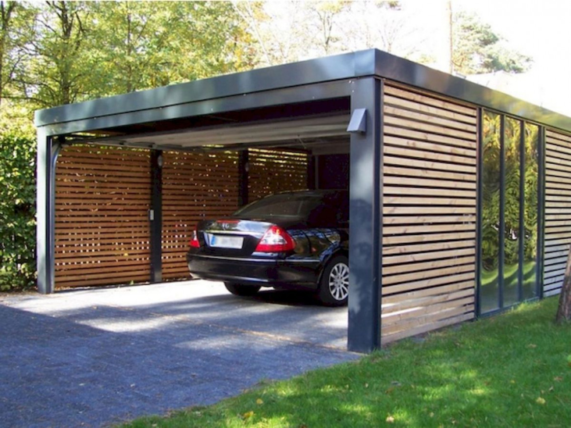 Adorable Modern Carports Garage Designs Ideas (8 Modern ..