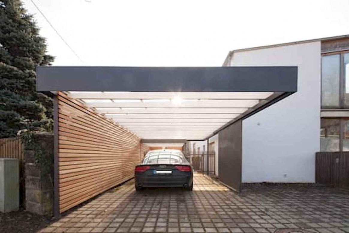 Adorable Modern Carports Garage Designs Ideas (8 ..