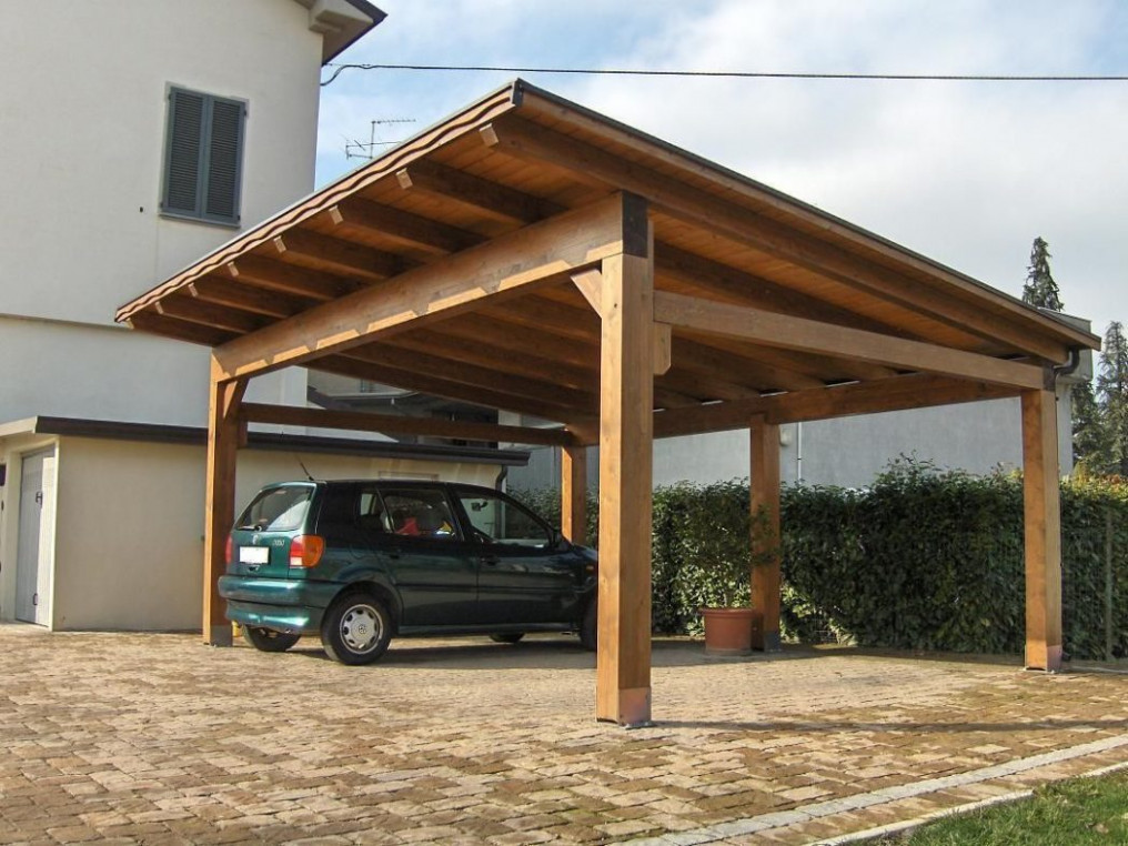 Affordable Minimalist Modern Carport Of White Off Wall House ..