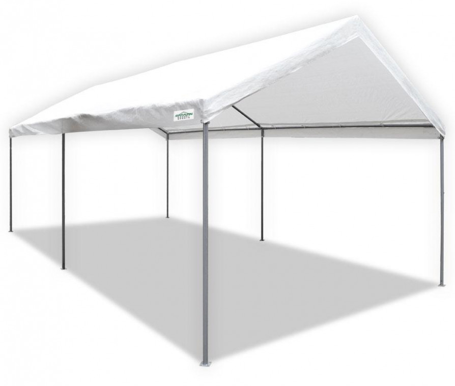 Amazon.com : Caravan Canopy 10 X 20 Feet Domain Carport ..