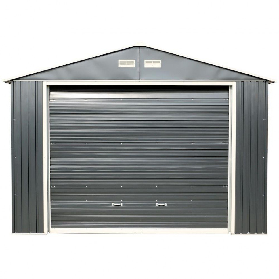 Amazon.com: Imperial 7 Ft. X 7 Ft. Metal Garage Shed In ..