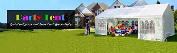 Amazon.com: Quictent 20'X10' Upgraded Heavy Duty Carport ..