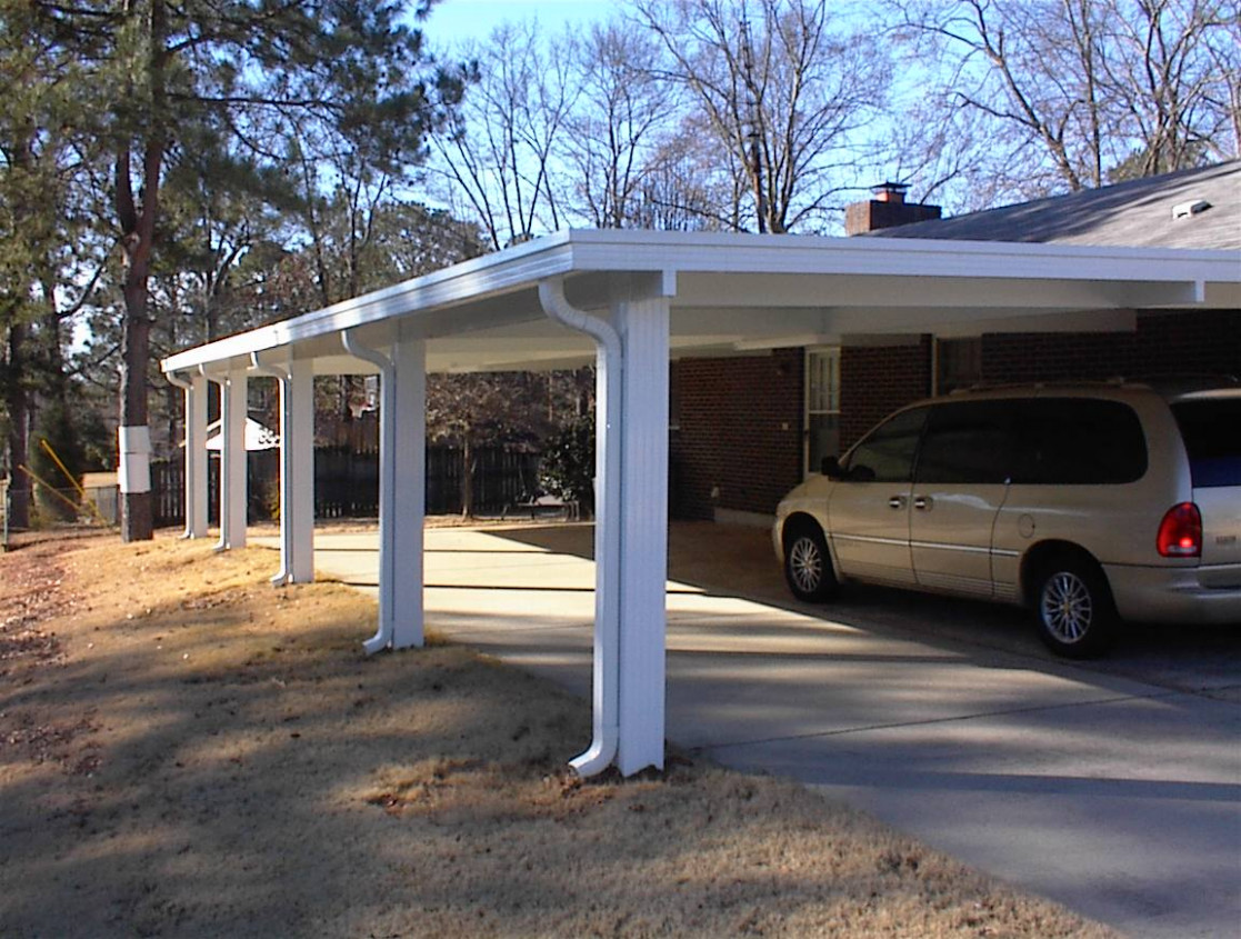 Ameriway Roofing & Exteriors Carports, Patio Covers Flat Roof Carports