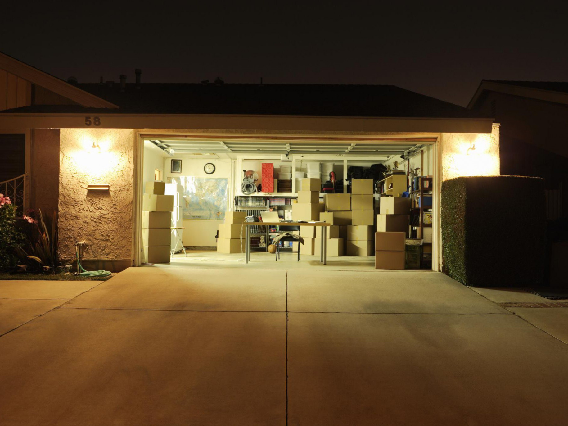 Assessing Your Garage For Conversion To Living Space Carport Garage Extension