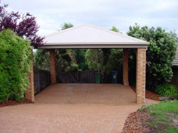 Attached Carport | Attached Carport Designs Build A Shed ..