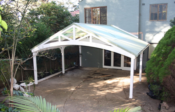 Attached Carport Ideas Plans Houses Plan Open To House ..