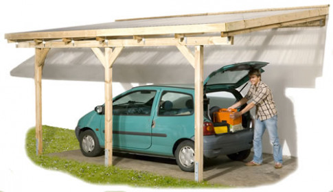 Attached Lean To Pergola Attaching Carport Roof To House