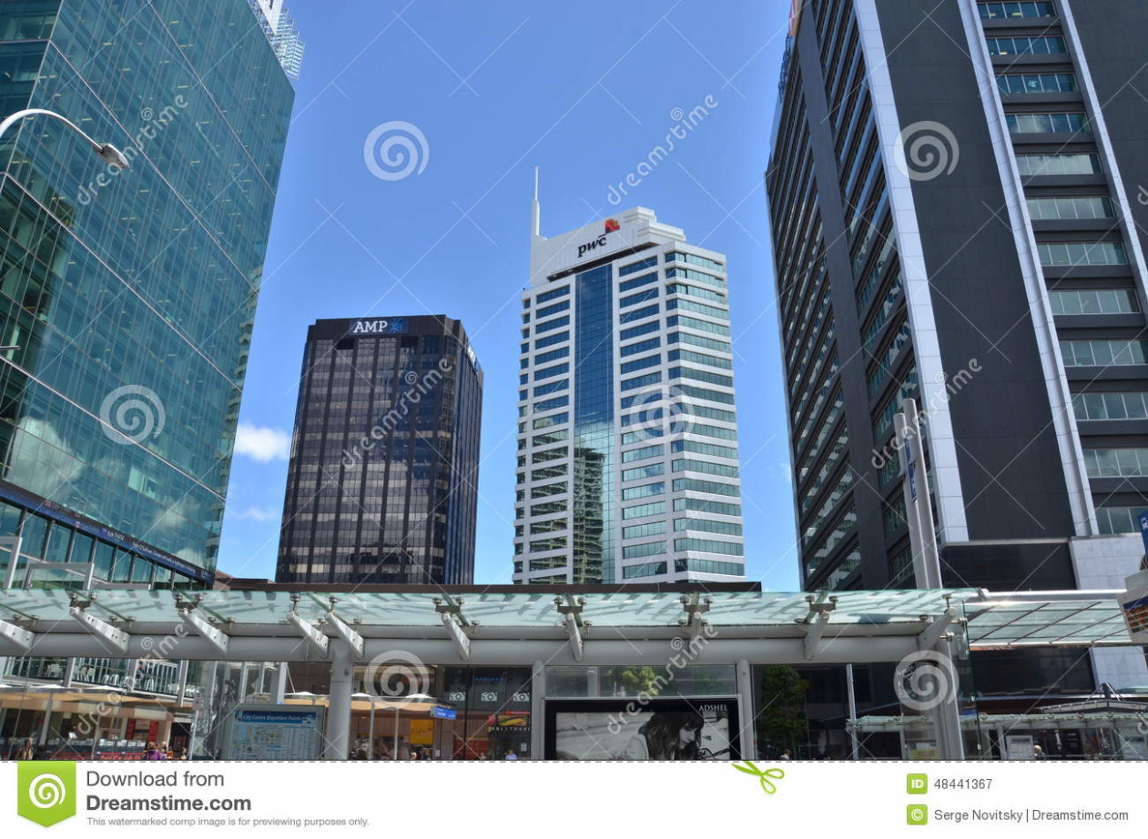 Auckland, New Zealand Editorial Photography. Image Of ..