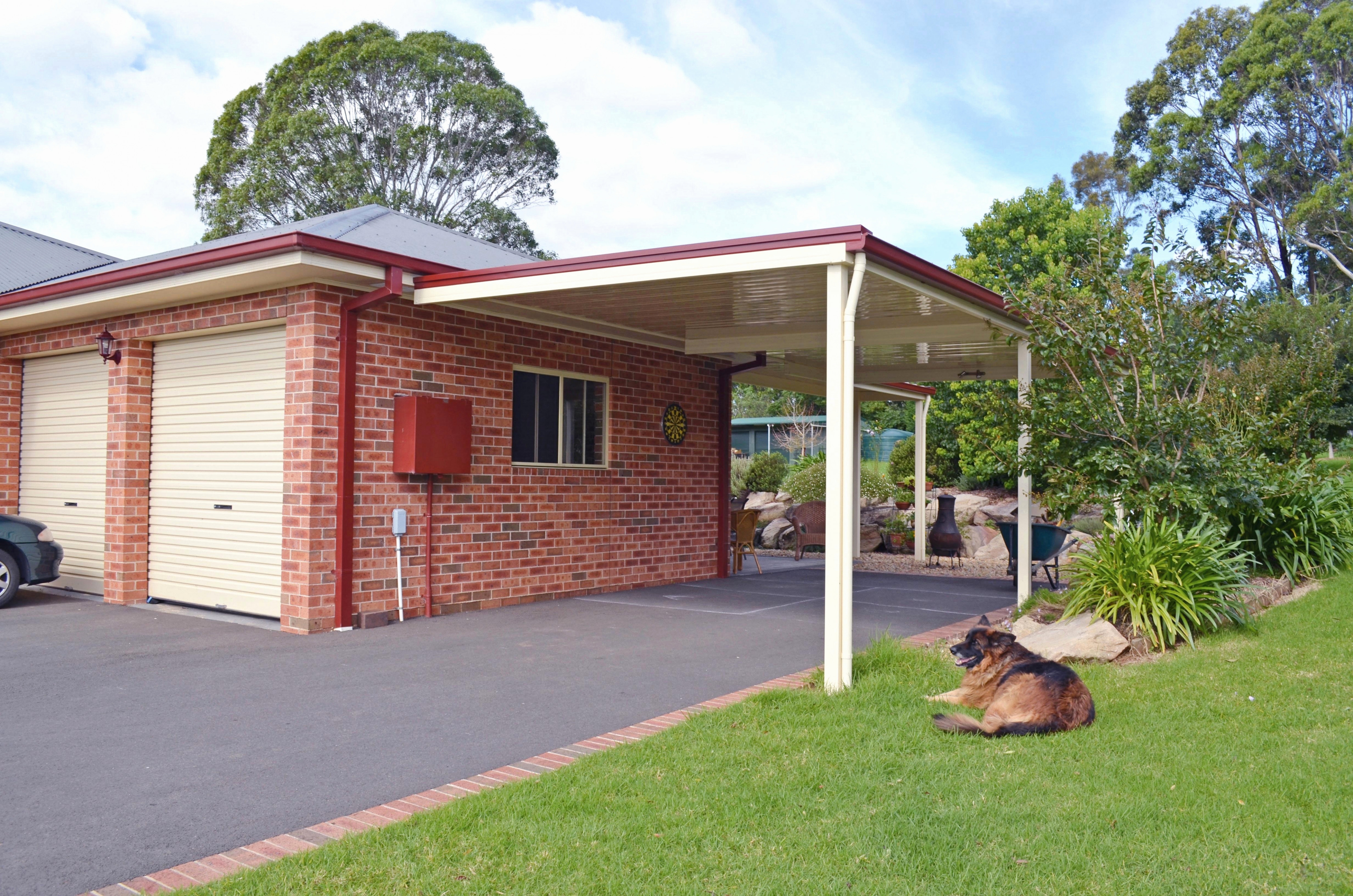 Awesome Carport Attached To House Plans Ideas Open Modern ..