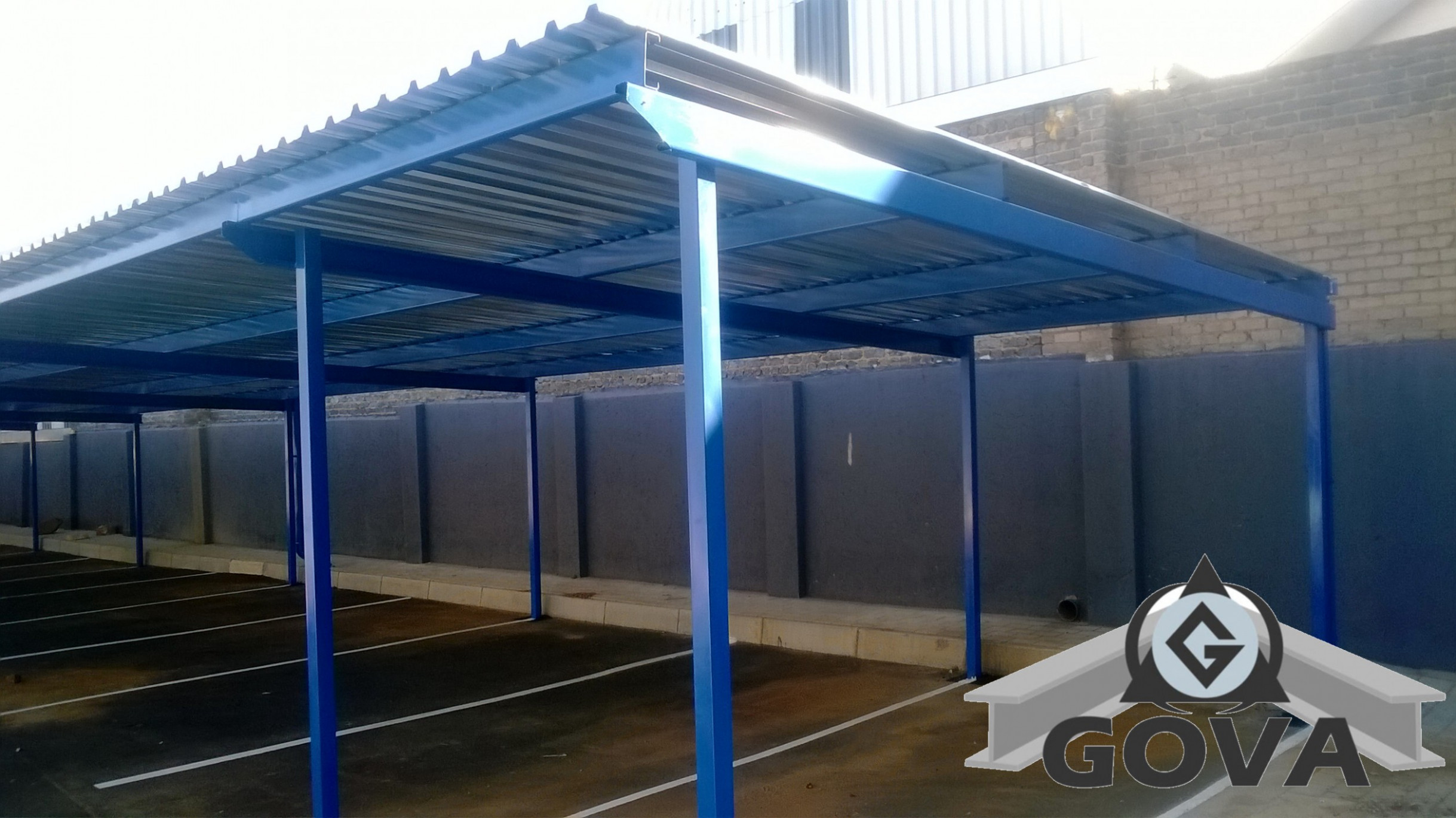 Awesome Collection Of Carports Steel Roofing Corrugated ..