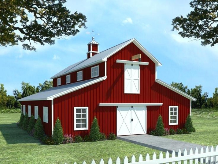 Barn Plans With Loft Apartment – Neotokyo