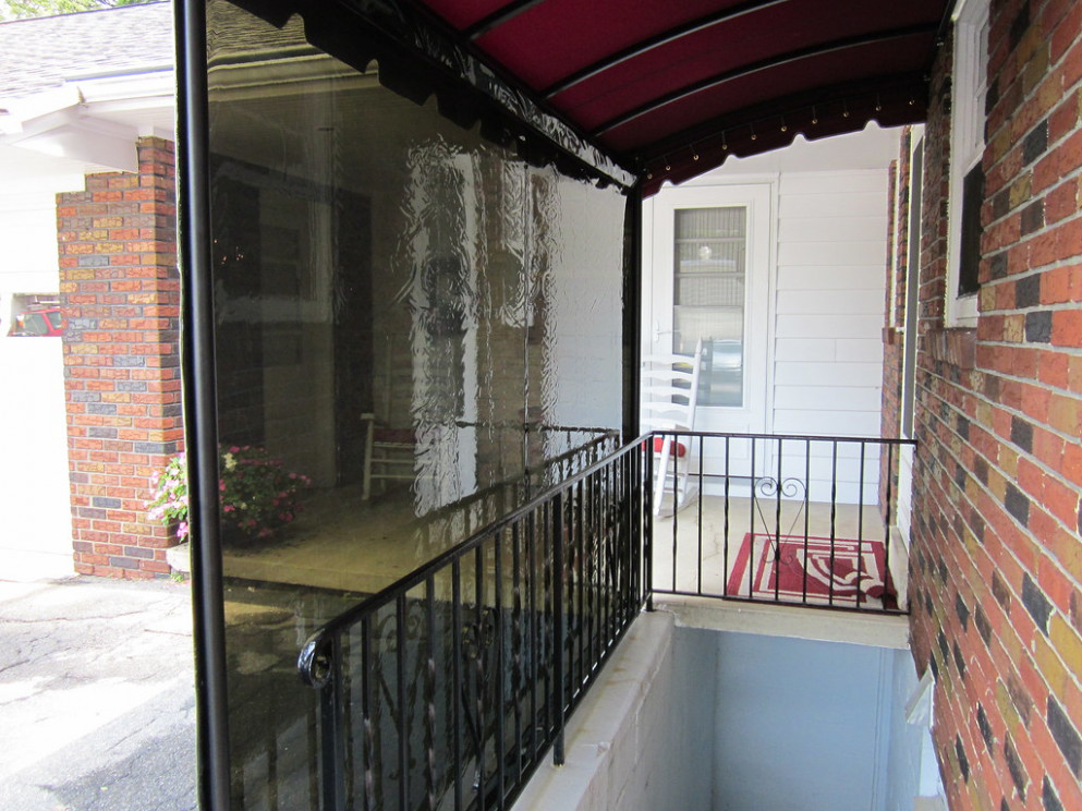 Basement Stairwell Cover Carport Canopy Cover