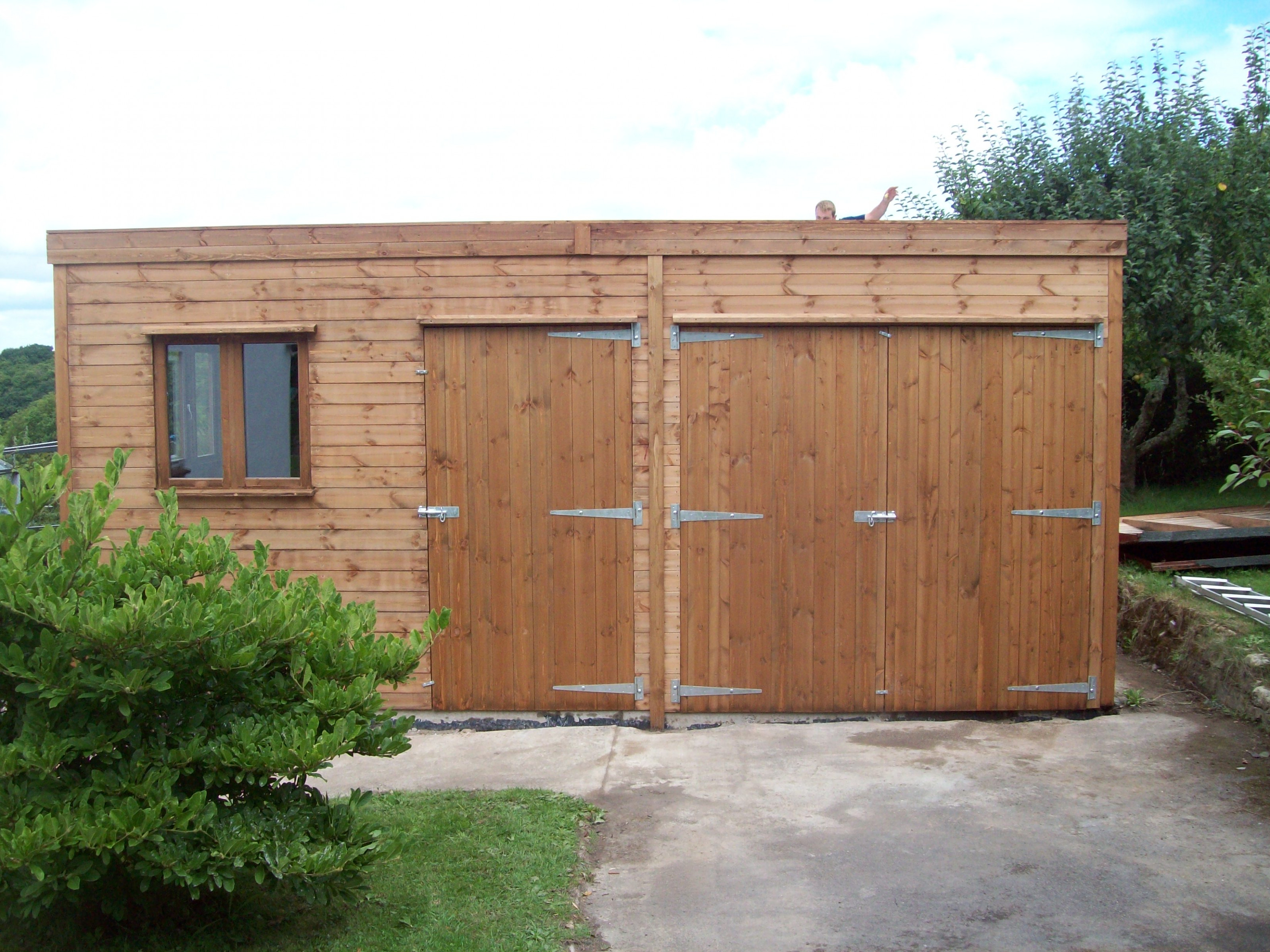 Beaminster Sheds – Quality Wooden Buildings Wooden Carports Suppliers