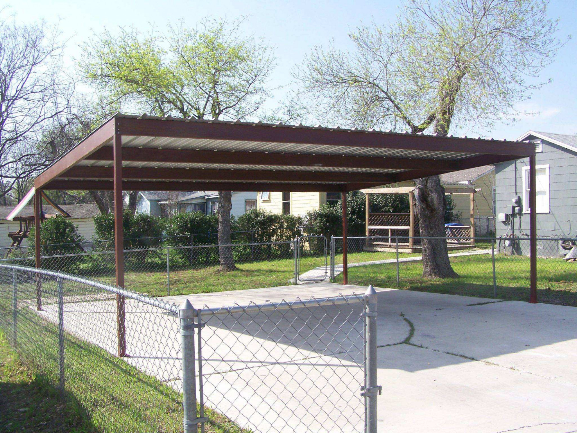 Beautiful Carports Diy - Theibizakitchen