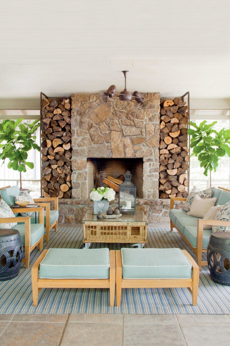 Before And After Porch Makeovers That You Need To See To Believe Carport Decorating Materials