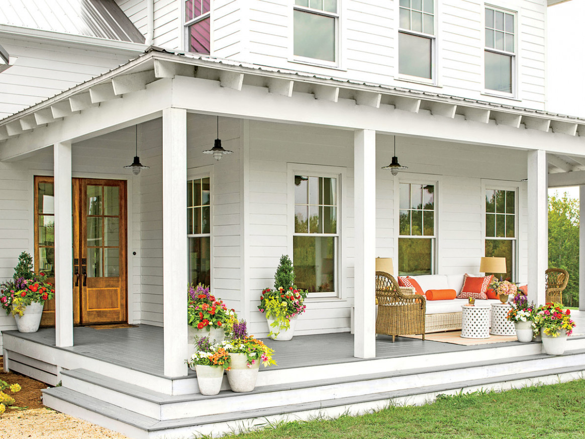Before And After Porch Makeovers That You Need To See To Believe Carport Entrance Ideas