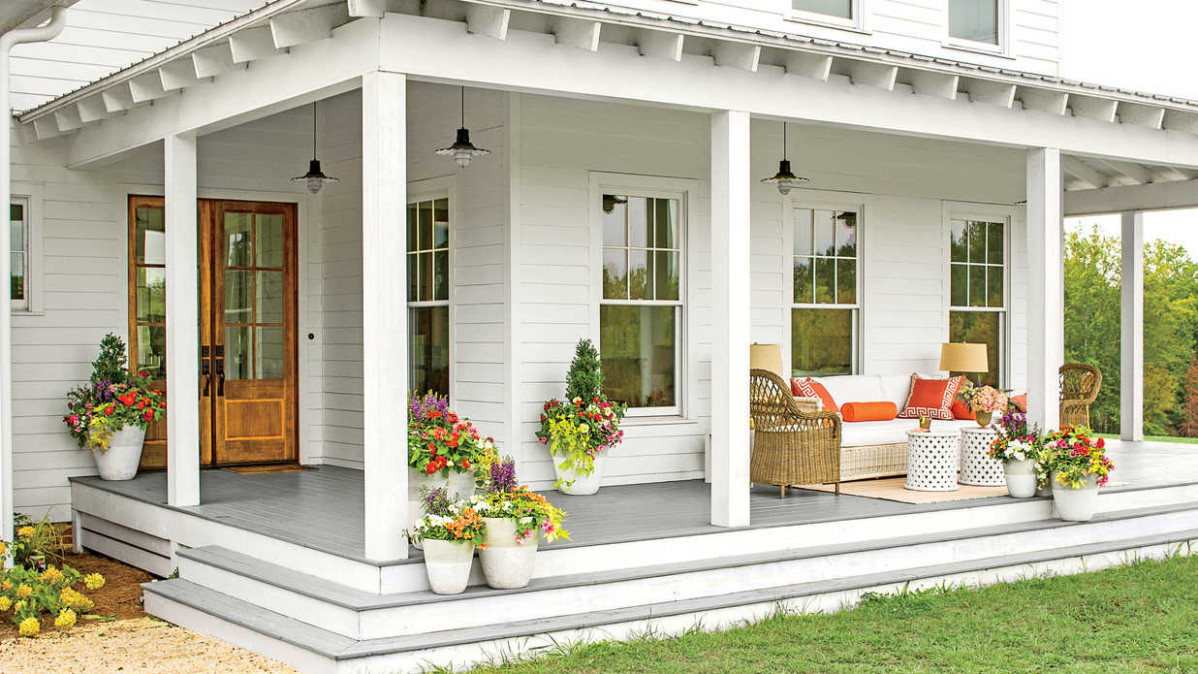 Before And After Porch Makeovers That You Need To See To Believe Decorating A Carport Ideas