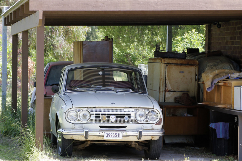 Bellett @ Boorowa Carport Garage Near Me