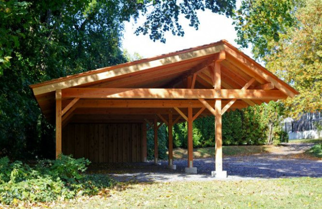 Best 25+ Wooden Carports Ideas On Pinterest Wooden Garage And Carport