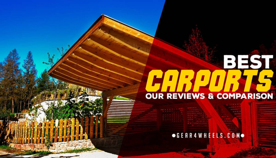 Best Carports To Buy In 10? Reviews & Comparison (+Buyer's ..