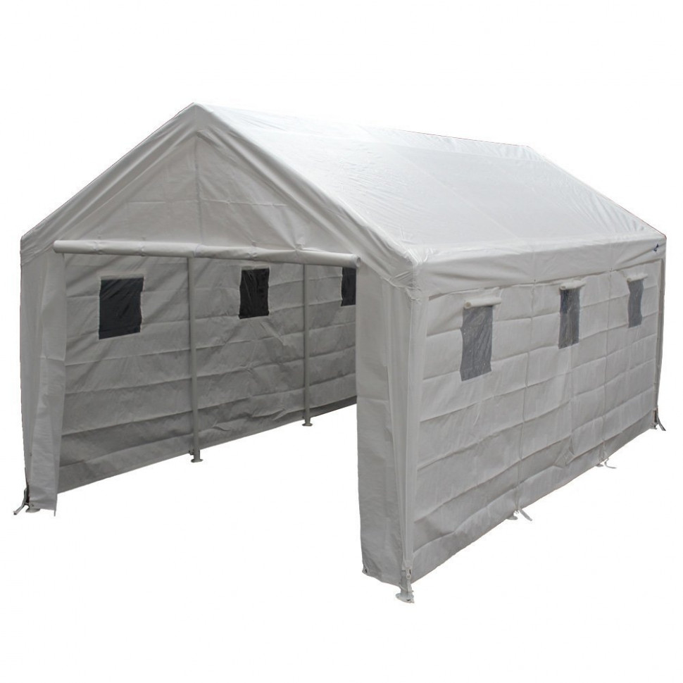 Best Portable Garages For Snow Load: 6 Heavy Duty Designs ..